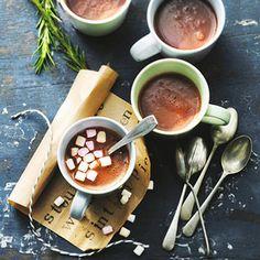 Recept - Hot chocolate - Allerhande
