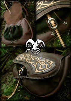 Leather craft by Noir-Azur on deviantART