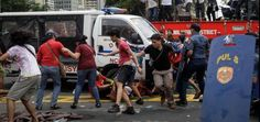 Nine police officers in Philippines fired over violent U.S. military protest - http://nasiknews.in/nine-police-officers-in-philippines-fired-over-violent-u-s-military-protest/