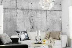 fotobehang stenen muur 1 fototapete pinterest. Black Bedroom Furniture Sets. Home Design Ideas