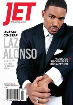 Laz Alonso received a Bachelor of Business Administration (B.B.A.) degree from Howard University in 1994. (Laz Alonso JET magazine March 8, 2010)