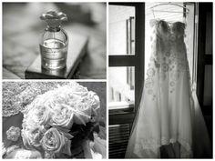 Vestido da noiva - Buquê