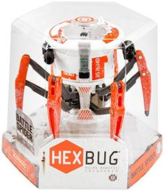 HEXBUG Battle Spider - Random Color *** Details can be found at