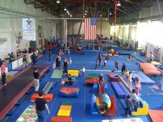 Head Over Heels - Preschool Gymnastics Classes - Emeryville