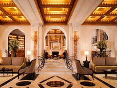 Hotel Eden is now part of the Dorchester Collection, which gave it a 17-month renovation. ...