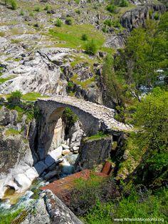 Movie Bridge in village Zovik, Mariovo Republic Of Macedonia, Beautiful Places To Travel, European Countries, Where To Go, Explore, World, Travel Ideas, Traveling, Spaces