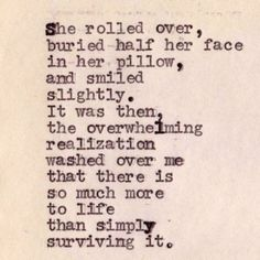 Typewriter Series by Tyler Knott Gregson / I think I want this book, if it is one. Pretty Words, Love Words, Beautiful Words, Great Quotes, Quotes To Live By, Inspirational Quotes, Words Quotes, Me Quotes, Sayings