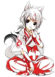 Okami Amaterasu Human Form Male Gender: male