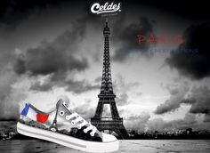 Paris is always a good idea!   Explore it at: http://celdes.com/all/129-the-eiffel-tower-french-flag.html #exploreceldes #exploretheworld #paris