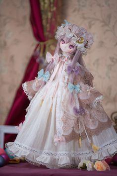 Anime Dolls, Bjd Dolls, Girl Dolls, Custom Monster High Dolls, Custom Dolls, Pretty Dolls, Beautiful Dolls, Cute Girl Hd Wallpaper, Kawaii Doll