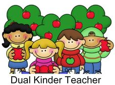 Dual Kinder Teacher-a class of EL and ELL that learn each others languages by the 5th grade.