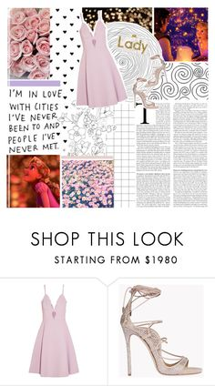 """""""❥❥//Guess my suspicions all on you were right. You brought the hurricane into my life. Here's the truth, I want to know. How it feels on your own."""" by xo-nataliiee-xo ❤ liked on Polyvore featuring Giambattista Valli and Dsquared2"""