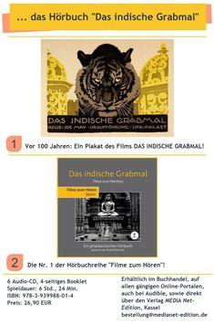 ... der Film feiert Premiere 1921! Movies, Movie Posters, Art, Movie, Poster, Kassel, Art Background, Films, Film Poster