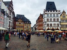 Trier a great city in Germany by the river Mosel
