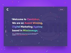Agency Rebrand Concept