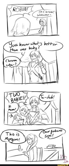 fireemblem, fireemblemawakening, chrom, robin The look of disbelief on Robin's face is priceless! Fire Emblem Awakening, Video Games Funny, Funny Games, Female Robin, Robin Comics, Proud Of My Son, Fire Emblem Games, Fire Emblem Characters, Super Smash Bros