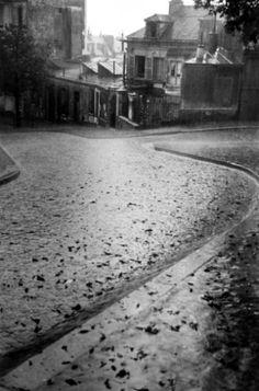 Montmartre Le Bateau lavoir (1935) René Jacques. Ateliercomplex begin 20ste eeuw