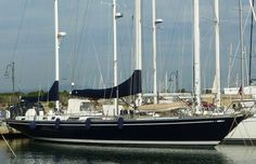 'Force Nine', the World famous ocean racer icon and former Whitbread racer winner 'Sayula' a S&S designed Swan 65 from 1974 built by Nautor