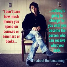 """You can spend all the money you want on get rich schemes and """"guaranteed to work systems"""". Nothing is going to work for you to advance you forward and change your situation until you commit to changing the things about yourself that must change in order to allow you to grow into the person you need to become to receive the change.  I have $2 Million in Network Marketing commissions have done $2.6 Million a month in sales and seen more than 75 Six & Multiple Six Figure Earners raised up in my…"""