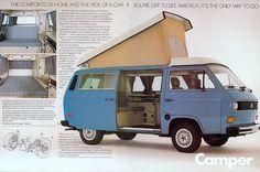 VW Vanagon - Rocky Mountain Campervans - Camper Van Rental | Rocky Mountain Campervans | Denver