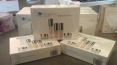 NEW IN: The Organic Pharmacy Discovery & Travel Kit Pharmacy Design, Travel Kits, Discovery, Container, Organic, Organic Beauty, Skin Care, Canisters
