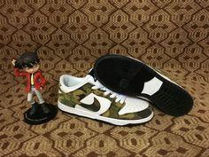 sale retailer 202cd 2b5ee Nike Running 2017 Amazing Nike SB Dunk Low Pro IW Camouflage Jungle Leopard  854866-331 Shoe