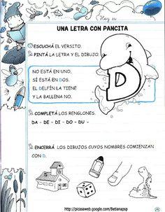Spanish Lessons For Kids, Phonics, Kindergarten, Preschool, 1, Classroom, Archive, Album, Education
