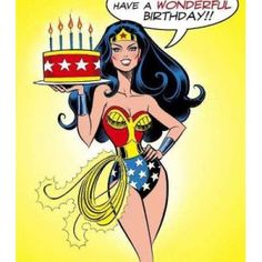Happy Birthday Meme, Happy Birthday Pictures, Birthday Love, Happy Birthday Greetings, Birthday Messages, Happy Birthday Superhero, Wonder Woman Birthday, Birthday Woman, Birthday Blessings