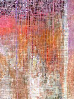 """Untitled 0003"", c2014, Sorin Dumitrescu Mihaesti, Acrylic on canvas, 31.5 x 23.6 x 1.2 in., Romania."
