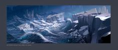 Skyforge. Ice Setting 04 by Andead on DeviantArt