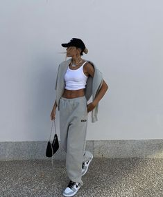 Mode Outfits, New Outfits, Trendy Outfits, Fall Outfits, Fashion Outfits, Jordan Outfits, Fashion Ideas, Fashion Tips, Mode Vintage