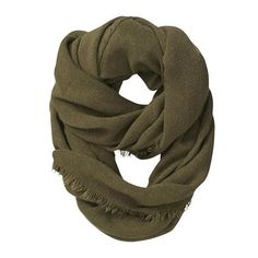 Athleta Women Lux City Scarf Size One Size ($42) ❤ liked on Polyvore featuring accessories, scarves, jasper, feather shawl, feather scarves, oversized scarves, tube scarves and infinity scarf