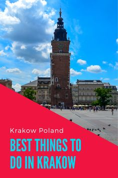 Learn more in our Krakow ultimate travel guide for top things to do and see in Krakow and all the handy tips you need to plan your Krakow trip.