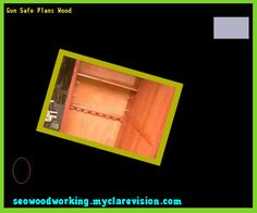 Gun Safe Plans Wood 182503 - Woodworking Plans and Projects!