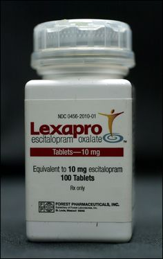 Escitalopram is another SSRI, sold both as Lexapro and Cipralex.