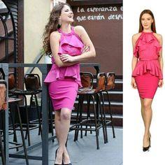 @monicahoyoss posa espectacular con el vestido Victoria de @remixance para la @revistadiezminutos !!! 🌹🌹🌹🌹 ¿Quieres el tuyo? SHOP NOW   Link in Bio