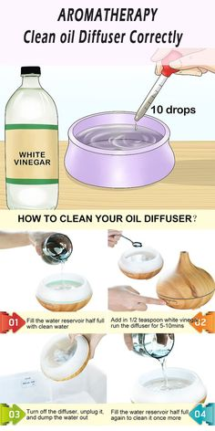 Aromatherapy is popular these days. Inhalation is the most common way that people reap the benefits of essential oils.Here we will discuss how to clean your oil diffuser step by step. #cleanoildiffuser #howtocleanoildiffuser