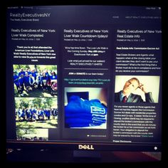 The look and feel of our blog