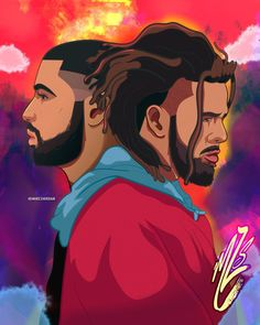 """""""This watch came from Drizzy, he gave me a giftBack when the rap game was prayin' I'd dissThey act like two legends cannot coexist"""" By… J Cole And Drake, J Cole Albums, J Cole Art, Rapper Art, Rapper Quotes, Pretty Flacko, The Rap Game, Hip Hop Art, Adult Coloring Pages"""