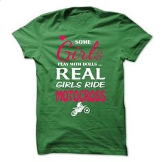 Real girls love Motocross - create your own shirt #funny shirt #hoodie allen