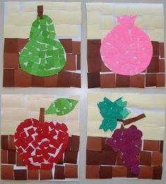 Η Νατα...Λίνα στο Νηπιαγωγείο: ΦΡΟΥΤΑ ΖΟΥΜΕΡΑ, ΦΘΙΝΟΠΩΡΙΝΑ Preschool Classroom Themes, Kindergarten Art, Preschool Crafts, Rainbow Activities, Art Therapy Activities, Autumn Crafts, Fall Crafts For Kids, Toddler Art, Toddler Crafts