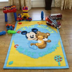 Rugs for Playroom