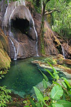 Cachoeira do Fantasma in Matto Grosso, Brazil