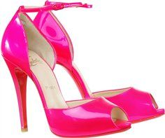 The 'in'famous Claudia - Christian Louboutin.