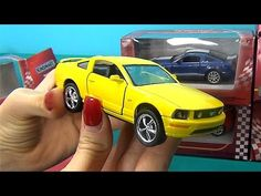 Toy Cars. My collection of cars. Mercedes, Ford, BMW, Mitsubishi, Dodge,...