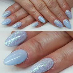 Love these by MM-hair inane A-uld using Lecente White Holographic