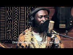 Sibiri Samake meets KSK Records at Studio Bogolan in Bamako, Mali - YouTube