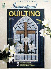 Applique Wall Quilt Patterns - Inspirational Quilting