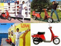 スズキ・ラブ(Love) 1982年、スズキから発売。マイケル・ジャクソン出演のCM。 ●http://m.retorok.com/m/qji8g3li ●http://m.retorok.com/m/myrbxfb