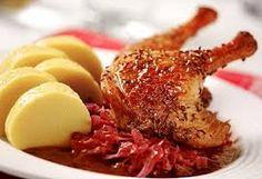 pečené kachna